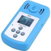 China KXL- 803 Handheld Oxygen Meter Gas Analyzer Sound Light Vibration Alarm for O2 Content Detection on sale