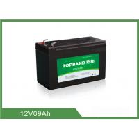 Buy cheap 9Ah 12 Volt Lithium Battery Deep Cycle , Rechargeable Lithium Battery Pack from wholesalers