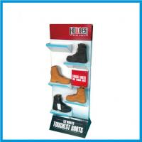 Buy cheap Wooden Display Stand for Promotion of Nike Shoes from Wholesalers