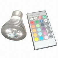 Buy cheap Multicolor LED Bulb with High Luminous Intensity Output and 5W LED from wholesalers