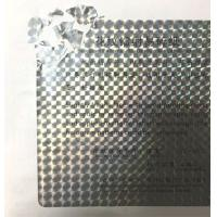 Destructive Security Hologram Stickers Eggshell Sticker Paper With Silver A4