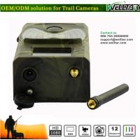 Buy cheap MMS Game Camera With 12MP 1080P Video Low Power Alarm Night Vision, Best Wildlife Spying Trail Camera For Hunting Game from wholesalers