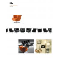 Buy cheap Elegant OEM Design Casual Living Room Furniture Leather Leisure Chairs from wholesalers