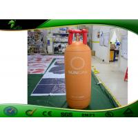 Buy cheap Giant Liquefied Gas Tank Shaped Helium Advertising Balloons With Air Blower from wholesalers