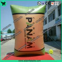 China Snacks Advertising Inflatable Bag Replica/Pet Food Promotional Inflatable Bag on sale