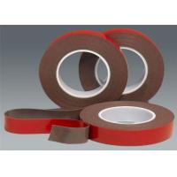 Buy cheap Strongest Double Sided Foam Tape Acrylic Adhesive For Packaging from wholesalers