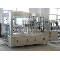 Buy cheap Carbonated Drinks Filling Machine / Soda Water Bottling Machine / Soft Drink Bottling Plant from wholesalers