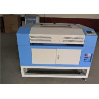 China CE Certification Portable Co2 Laser Engraving machine  Wood Acrylic  0 - 40000 Mm / Min on sale