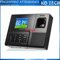Buy cheap C030 Fingerprint Time CAttendance lock ID Card Reader+USB 200MHz CPU from wholesalers