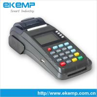 Buy cheap Mobile EFT POS Terminal/Smart/Bank Card Reader POS/Prepaid Card POS Device(N7110) from wholesalers