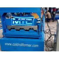 Buy cheap MXM-5A Steel Decking Floor Roll Forming Machine Shanghai from wholesalers