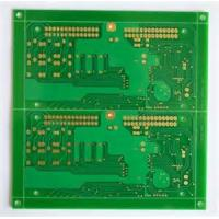 Buy cheap FR4 Single sided PCB 1 layer printed circuit board , HASL(lead free) and PCB Assembly from wholesalers