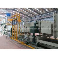 Buy cheap Nitrogen Protection Mesh Belt Furnace , Industrial Brazing Furnace For Intercooler from wholesalers