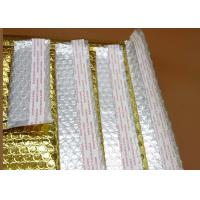 Buy cheap Custom Colored Self Adhesive 200 Microns Metallic Bubble Mailers from wholesalers