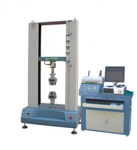 Buy cheap 100KN Universal Tensile Machine , CZ - 8000A Tensile Strength Testing Machine product