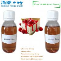 Hot-selling food grade PG based high quality concentrate Cheese Cake flavor for E-liquid