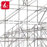 Buy cheap Scaffolding Layer Truss / Aluminum Stage Lighting Truss Systems from wholesalers