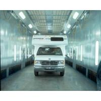 Buy cheap tailormade truck spray paint booths HX-1000 from wholesalers