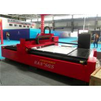 Buy cheap CO2 laser cutting Stainless Steel Laser Cutting Machine / Carbon Steel cutting equipment from wholesalers
