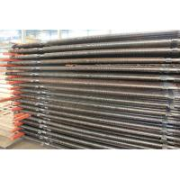 Buy cheap Boiler Spiral Fin Tube Solid With Curved Arrows For Serpentine Economizer ASME Standard from wholesalers