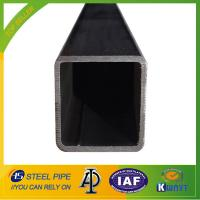 Buy cheap welded black annealing steel pipe/tube/square steel pipe from wholesalers