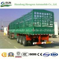 Buy cheap Popular Type of Stake Cargo Semi Trailer in Africa from wholesalers