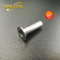 China Stainless Steel low price high quality best Brightness Protector Sleeves For 1/8, 5/32 Or 3/16 Cable Railing on sale