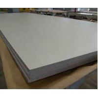Buy cheap ASTM A240 316L 301 304 316 Stainless Steel Sheet / Plate 2B HL NO1 Finish 2000mm from wholesalers