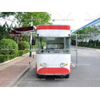 Buy cheap Movable Food truck from wholesalers