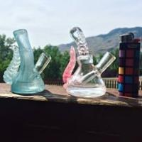 Buy cheap Borosilicate Glass Water Pipe from wholesalers