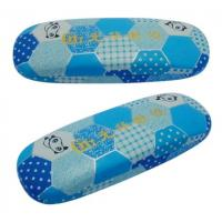 Buy cheap semi hard iron glasses cases for women from china special manufacture from wholesalers