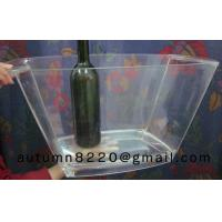 Buy cheap large stainless steel ice bucket product