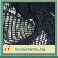 Buy cheap Anti-Static Upholstery bus seat Polyester Mesh Fabric , 600D*300D density product