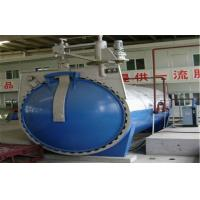 Buy cheap Rubber Autoclave With Safety Interlock , Automatic Control,and is of high product