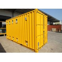 Buy cheap Insulated Cargo ISO Modified Shipping Containers Garage For Public Washroom from wholesalers