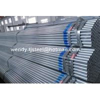 Buy cheap Q195 hot dip galvanized steel tubes galvanized pipe factory in China from wholesalers