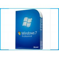 Multilanguage windows 7 pro DVD OEM COA / License with English / French / Italian / Polish
