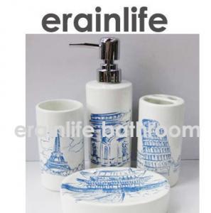 Ceramic bathroom accessories quality ceramic bathroom for Good quality bathroom accessories