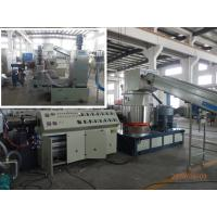 Buy cheap Delta Plastic Recycling Machine Full Automatic High Capacity 200 - 250kg / h from wholesalers