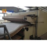 Buy cheap Non Adhesive Thermal Bonding Machine For Nonwoven Fabric Mattress Wadding from wholesalers