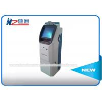 Buy cheap All In One Touch Screen ATM Computer Kiosk Cabinet Bank ATM Cash Machine from wholesalers