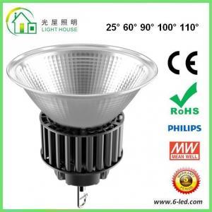 Buy cheap High Power 100-277v LED High Bay Light 150 Watt With 2700-6500K CCT , 5 Years Warranty product