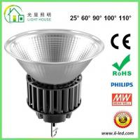 Buy cheap High Power 100-277v LED High Bay Light 150 Watt With 2700-6500K CCT , 5 Years from wholesalers