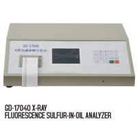 Buy cheap GD-17040 XRF Analyzer by ASTM D4294 from wholesalers