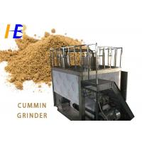 Buy cheap Cumin Seeds Food Pulverizer Machine , 100 - 1000kg/h Ultra Fine Grinding Mill from wholesalers