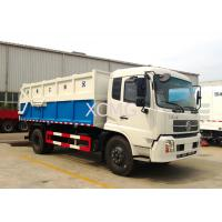 Buy cheap Rear Loader Garbage Compactor Truck, Special Purpose Vehicles Waste Collection XZJ5121ZYS from wholesalers