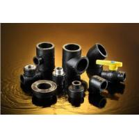 Buy cheap hdpe pipe fittings for water oil gas pe100/80 pipe fitting from wholesalers