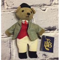 Buy cheap Cute Britain Plush Teddy Bears Velveteen Bean Bear Company With Jacket Vest Hat Collection from wholesalers