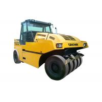 Buy cheap ISO9001 Building Construction Equipments Hydrostatic Pneumatic Tyre Roller Asphalt from wholesalers