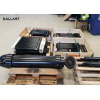 Buy cheap Double Acting Welded Hydraulic Ram, Long Hydraulic Piston Cylinder product
